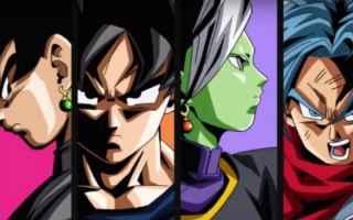 Anime: dragon ball super  serie televisiva