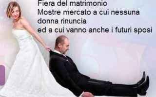 Notizie locali: nozze matrimonio fiera