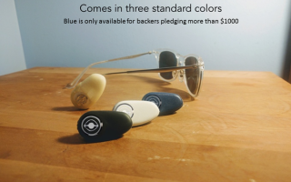 glimpse wearables  kai  smart glasses