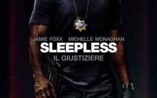Cinema: sleepless jamie foxx cinema thriller
