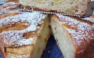 Ricette: ricetta dolci mele ricotta