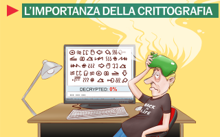 Sicurezza: criptografia  informatica  storia  crittografia