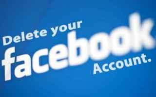 Facebook: facebook disattivare account