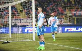 Serie A: napoli bologna napoli 1-7