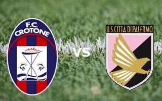 Serie A: palermo  crotone