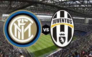 Serie A: inter  juventus  streaming
