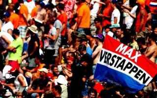 Nel prossimo GP del Belgio una tribuna interamente riservata ai tifosi del giovane asso del volante