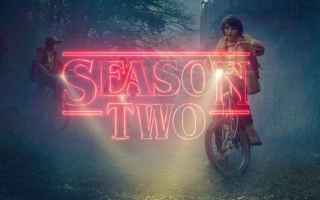 serie tv  stranger things  video