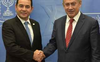 dal Mondo: israele guatemala genocidio maya