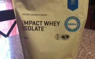 banana bread  proteine  ricetta
