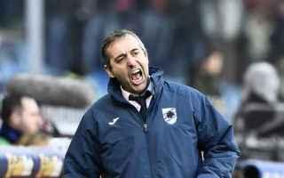 Serie A: sampdoria  giampaolo  samp  serie a
