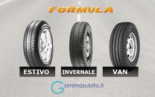 pneumatici  vendita   formula  pirelli