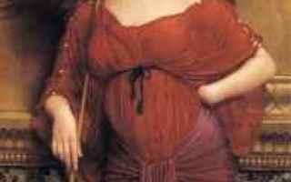 Storia: antica roma matrona romana