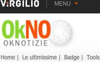 Blog: oknotizie  virgilio