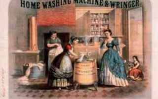 Storia: lavatrice invenzioni