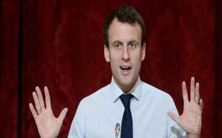 dal Mondo: francia  le pen  macron  presidenziali