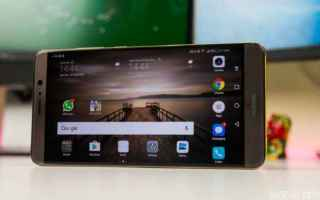 Android: huawei  mate  aggiornamento  android