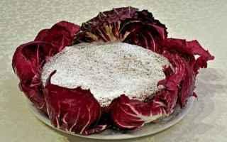 Ricette: ricetta dolce torta radicchio