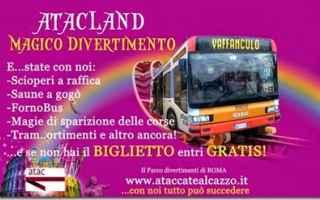 A me ogni volta che si parla di un futuro meraviglioso per il trasporto pubblico a Roma e di Atac mi