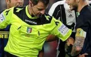 Serie A: inter  juventus  rizzoli