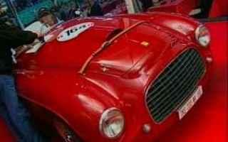 Motori: 1000 mille miglia auto epoca