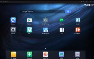 Ipotizziamo vi serva una APP Android sul PC con Windows. Come fare ??<br />Semplice basta installar