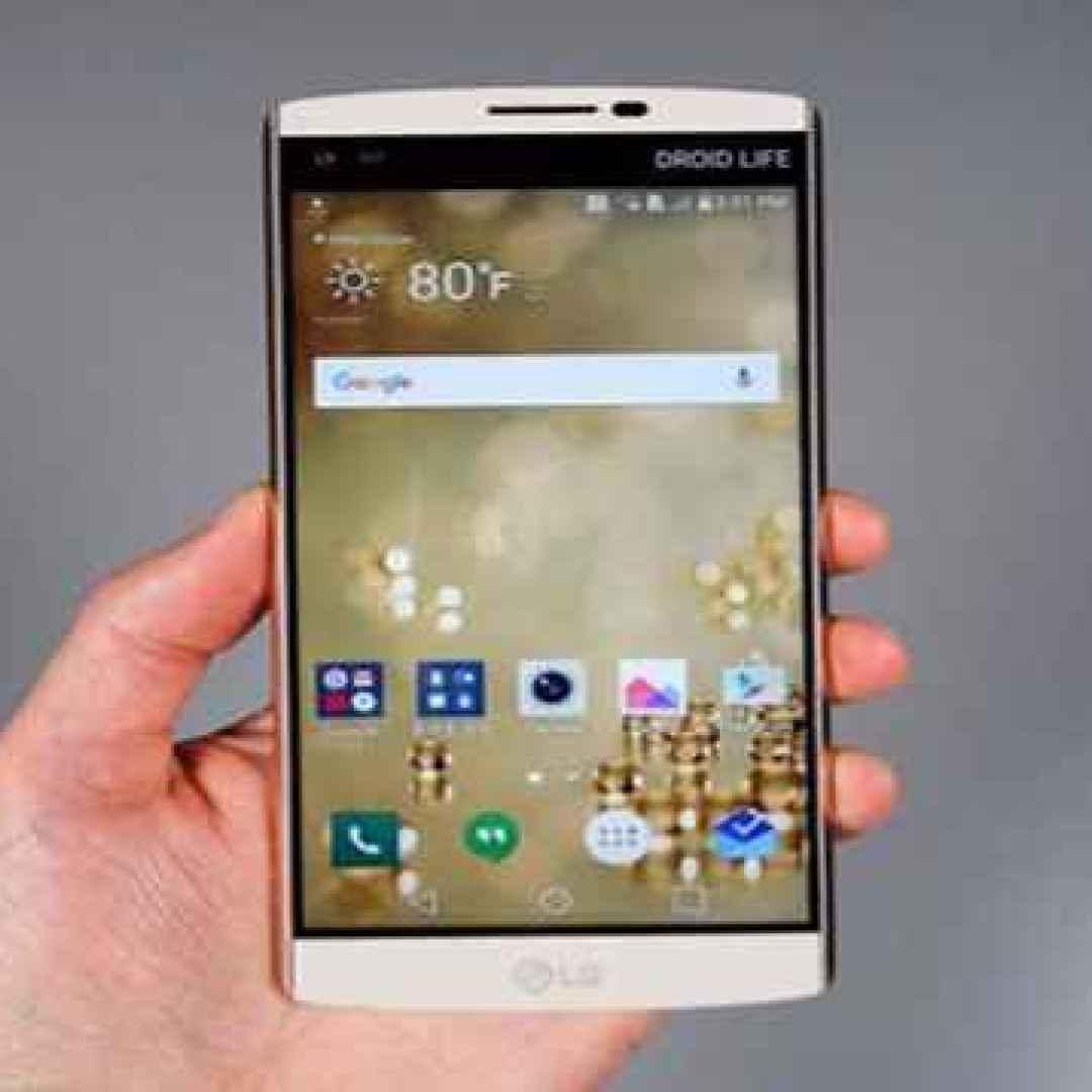 lg  g6  smartphone  nougat  rumors