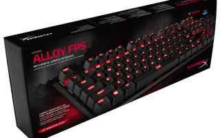 Hardware: gaming  keyboard  fps