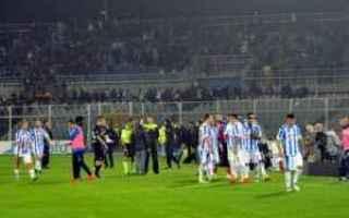 Serie A: calcio  ultras
