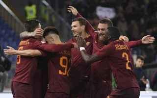 Serie A: roma roma fiorentina 4-0