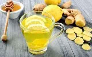 Alimentazione: zenzero  influenza  tumori  cuore