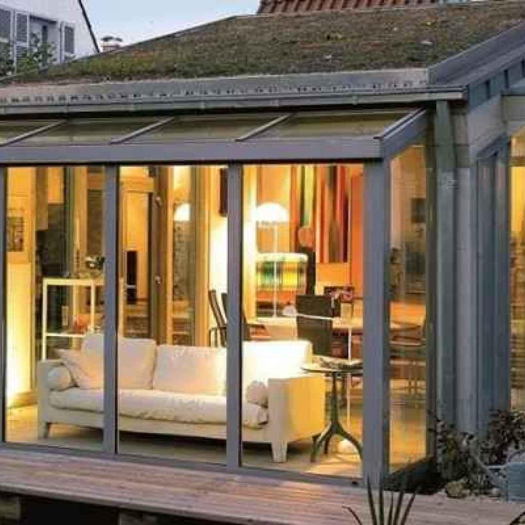 Verande pergole e tettoie autorizzazioni e permessi da - Costruire veranda in giardino ...