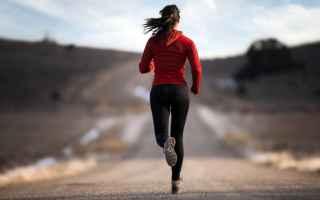 Fitness: jogging  salute  benessere
