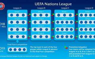 Nazionale: uefa nations league  italia  nazionali