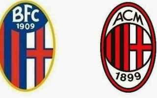 Serie A: bologna  milan
