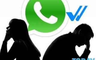 Social Network: foto  contatti  whatsapp