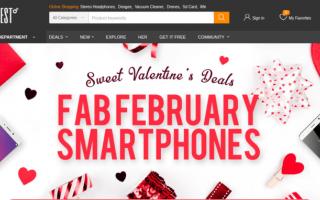Cellulari: offerte san valentino sconti