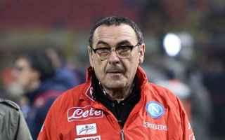 Serie A: juventus  sarri  napoli  allegri