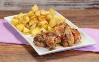 Ricette: ricetta arrosto coniglio
