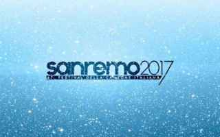 sanremo2017  pagelle  musica  streaming