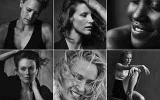 Immagini virali: calendario  fotografia  pirelli  modelle