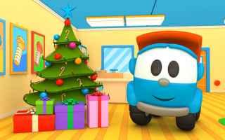 Video divertenti: cartoni animati  bambini  natale