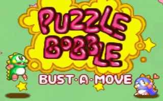 puzzle bobble  giochi android  arcade  retrogame