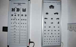 Medicina: occhi benessere salute