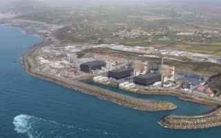 dal Mondo: francia  cenrale nucleare  esplosione