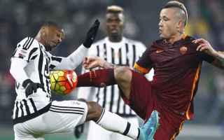Serie A: roma nainggolan juventus
