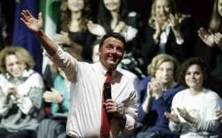 Politica: renzi  primarie  elezioni  pd  congresso