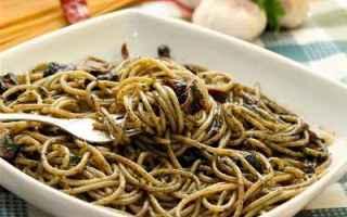 Ricette: ricetta primo piatto spaghetti