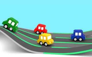 cartoni animati  bambini  gara di corsa