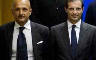 Serie A: allegri  spalletti  juve  roma